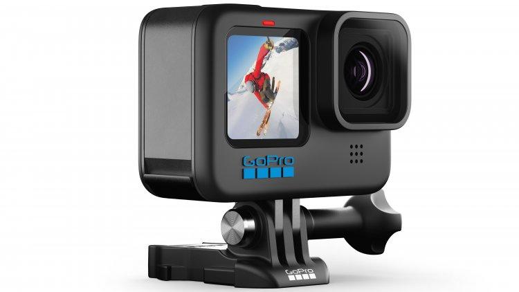 உயர் தெளிவுத்திறன் மற்றும் பட ஓட்டத்துடன் புதிய GoPro!
