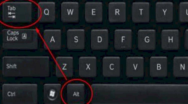 Alt+Tab