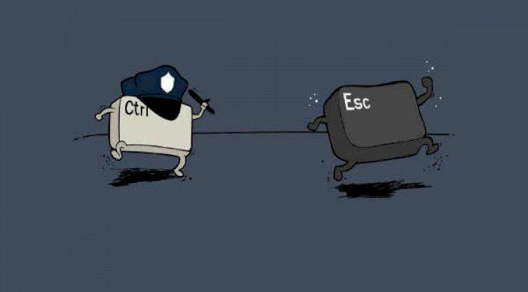 Ctrl+Esc