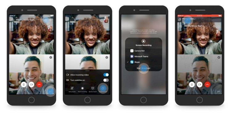 அன்ரோயிட், iOS சாதனங்களுக்கான ஸ்கைப்பில் புதிய வசதி!