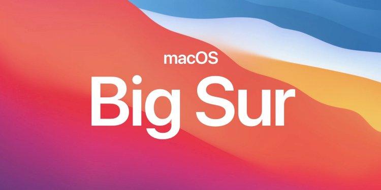 மேக்: மேகோஸ் பிக் சுர்  (macOS Big Sur) பீட்டாவை எவ்வாறு நிறுவுவது?